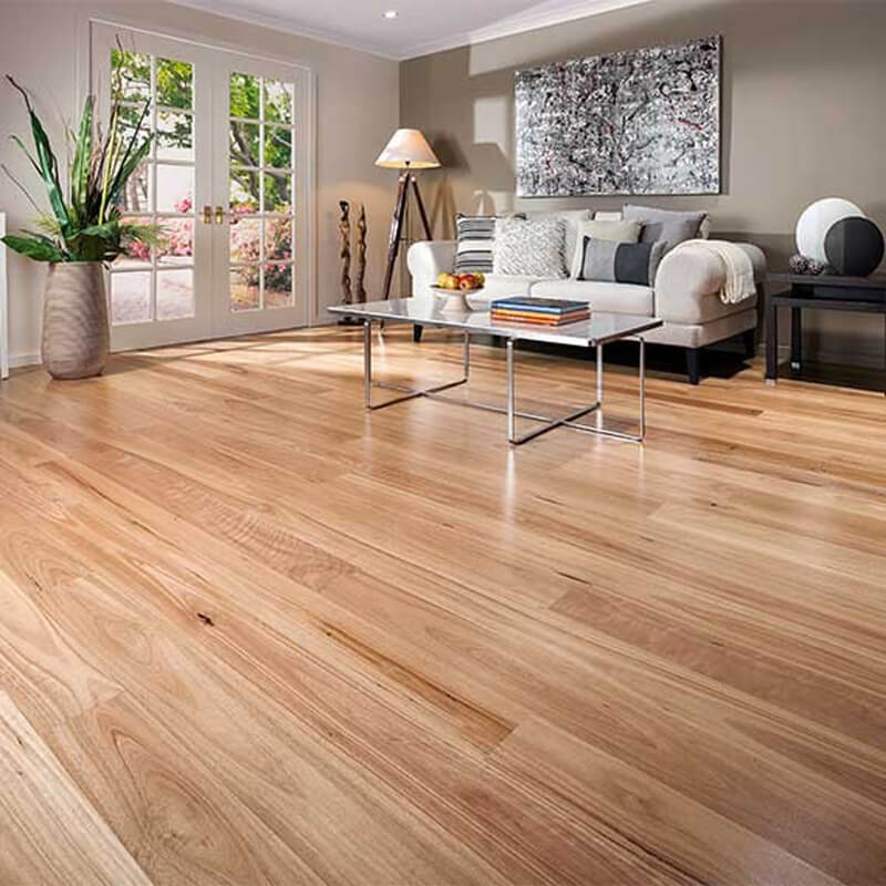 Blackbutt solid flooring