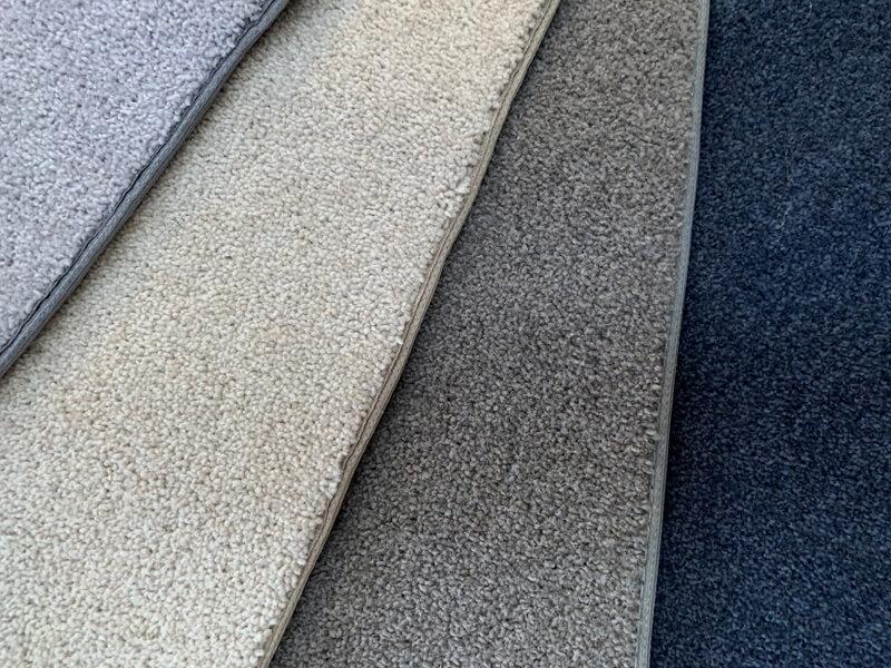 Carpet options on the Bellarine
